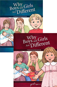why boys and girls are different